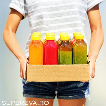 Sucuri naturale pentru detoxifierea de primavara