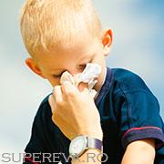 Cum invatam copiii sa isi sufle nasul