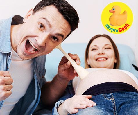 Sughitul fatului in burtica mamei: este normal?