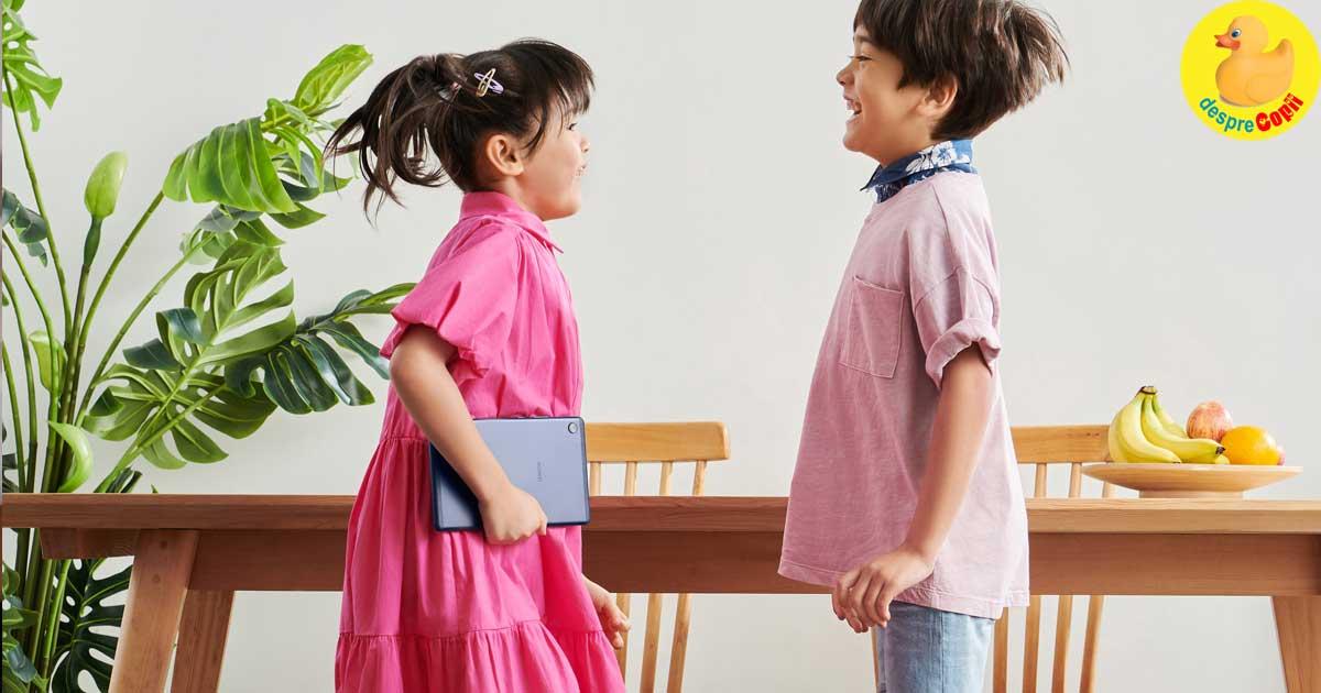 Copilul tau isi doreste un gadget? Alege-l pe cel mai potrivit si sigur pentru varsta lui