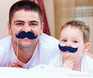 Unii tatici nu au nevoie de teste de paternitate