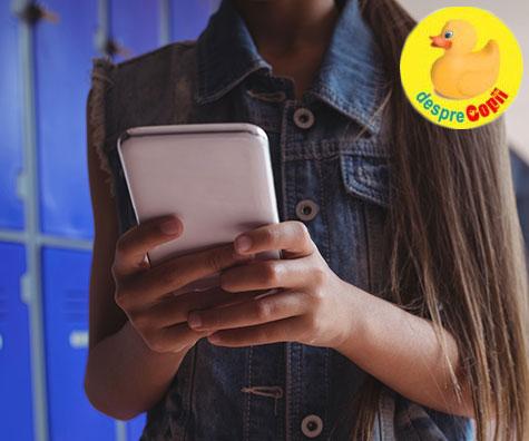 De ce a fost interzis smartphone-ul in scolile din Franta