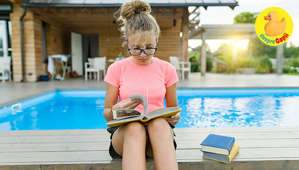 Cum sa-ti convingi copilul sa-si faca temele de vacanta?