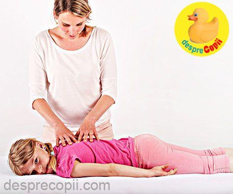 Terapia Bowen la copil: beneficii si abordarea afectiunilor