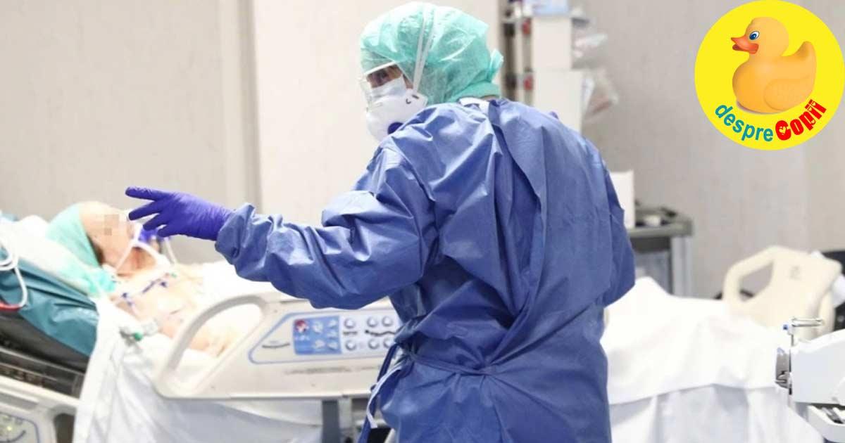 80 la suta dintre pacientii intubati cu COVID-19 din Olanda sunt supraponderali