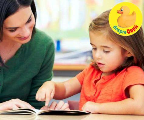 Teste verbale pentru determinarea inteligentei copilului intre 4-6 ani
