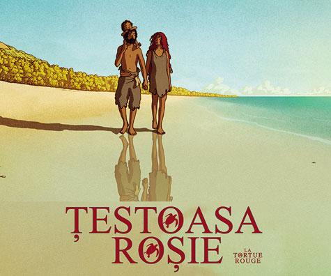 Cel mai important lungmetraj de animatie al anului - Testoasa Rosie / La Tortue Rouge