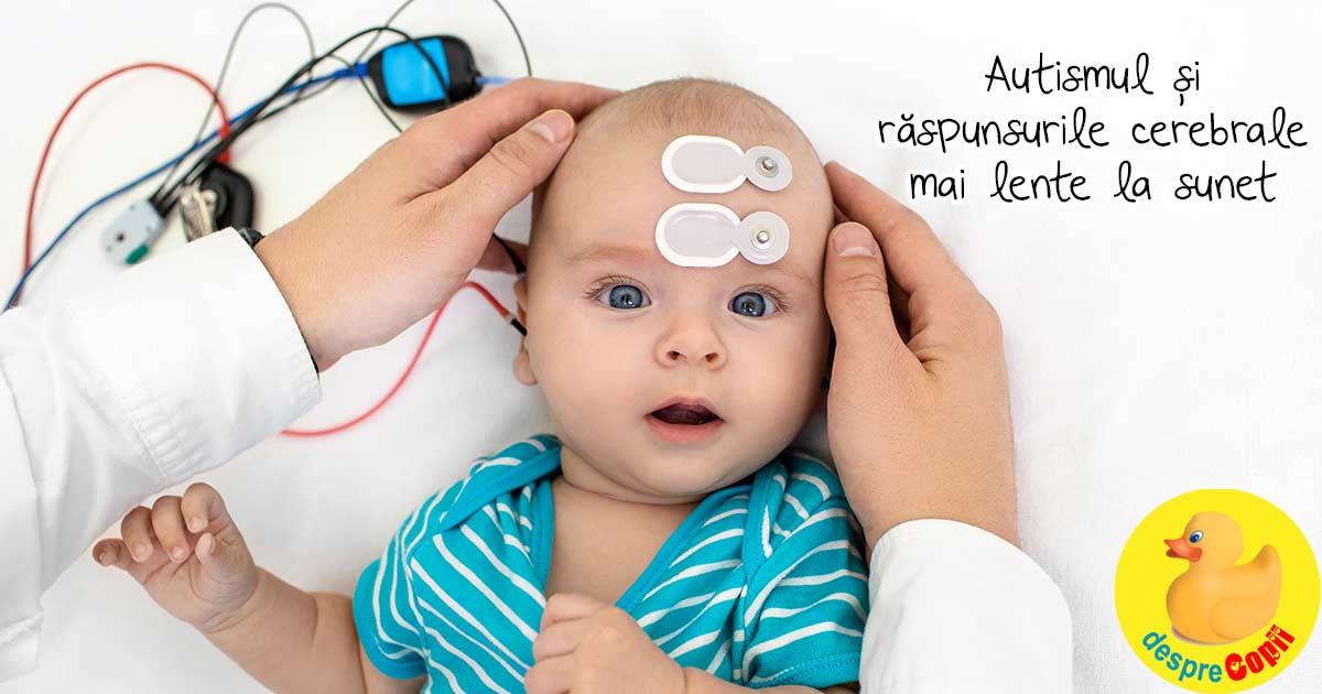 Un test auditiv poate detecta autismul la nou-nascuti
