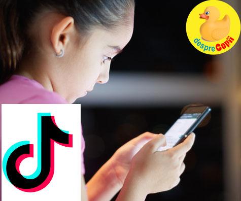 Ce este TikTok? Este aplicatia periculoasa pentru copii si ce ar trebui sa stie parintii?