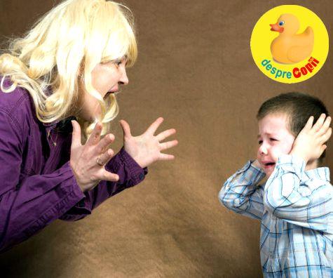 Cum discutam cu copilul dupa ce am tipat la el: 5 sfaturi utile