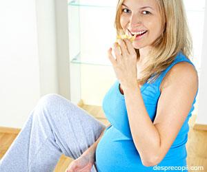 Painea prajita si chipsurile, otravurile din timpul sarcinii