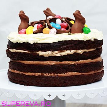 Tort de ciocolata pentru sarbatori