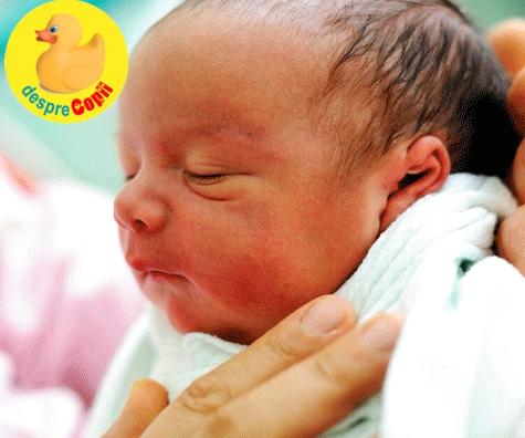 Torticolisul la nou-nascuti