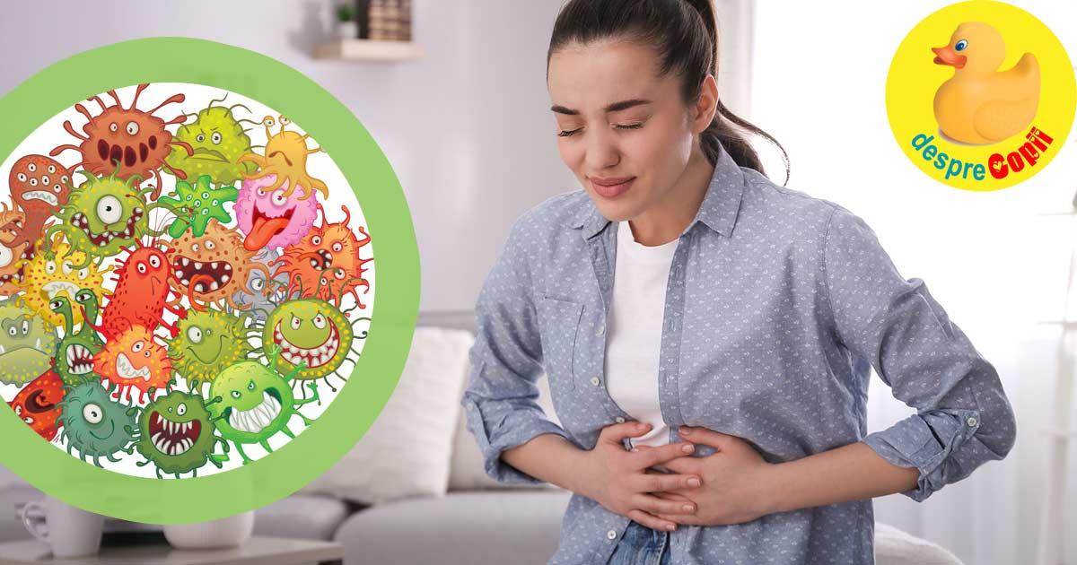 Toxiinfectia alimentara: 6 lucruri importante de stiut - sfatul medicului