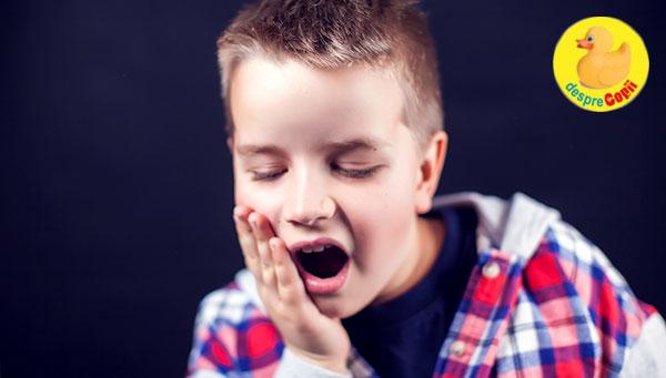 Traumatismele dentare la copii si adolescenti: tipuri, cauze si tratament