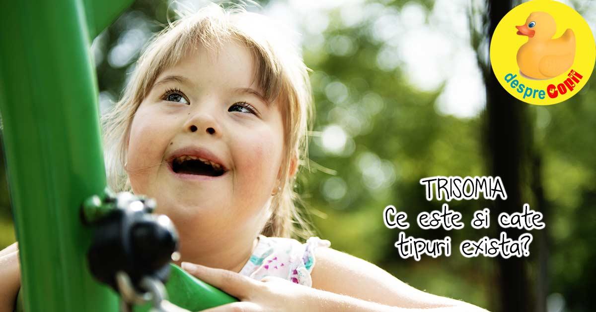 Trisomia - Ce este si tipuri de trisomie