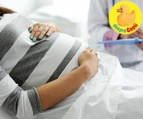 Trombofilia in timpul sarcinii