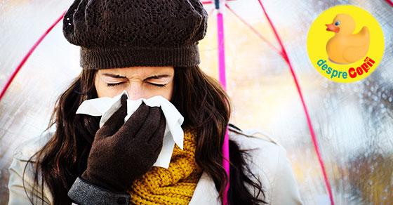 Tusea nu este o boala ci un simptom - tipuri de tuse si remedii homeopatice