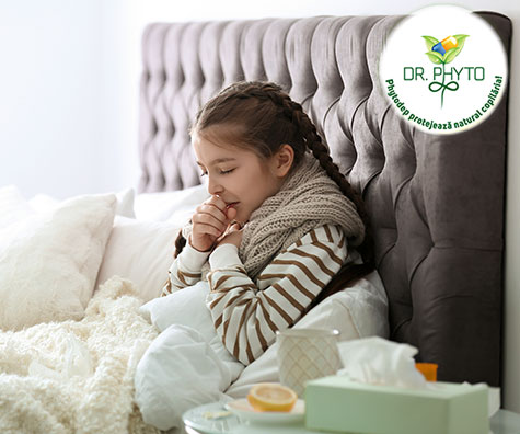 Ce trebuie sa stiti despre tusea post-virala la copii?