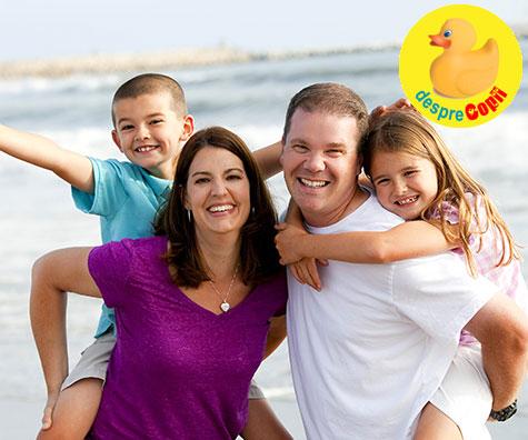 Cum sa iti influentezi familia sa consume alimente sanatoase: 6 sfaturi
