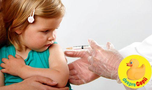 Copiii nevaccinati nu pot merge la scoala: de ce legea vaccinarii in Italia este corecta