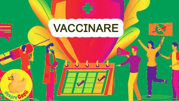 4 motive pentru care parintii refuza sa isi vaccineze copiii si 4 motive pentru care gresesc