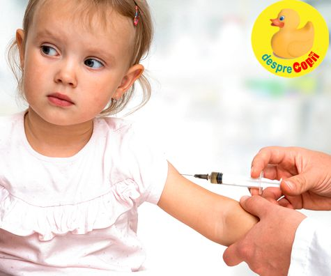 Vaccinarea copilului: ghidul parintilor