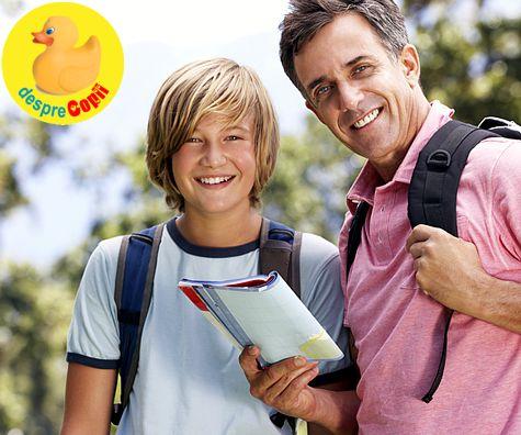 Vara asta petrece timp de calitate cu copilul tau adolescent