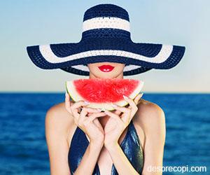 Nu rata in aceasta vara: dieta cu pepene rosu