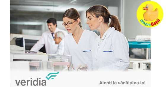 Veridia, noua identitate a Centrului Medical Matei Basarab