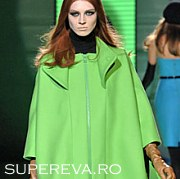 Colectia Versace (toamna-iarna 2007): eleganta si discretie