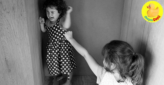 Gestionarea comportamentului violent si exploziv la copiii mici