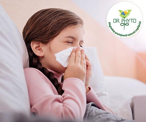 Diferenta dintre viroza si gripa pe intelesul tuturor