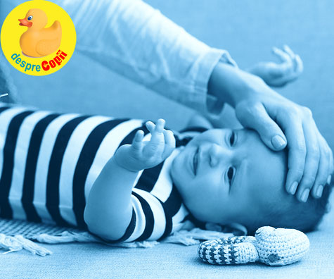 Virusul respirator sincitial (VRS) la bebelusi. Simptome, transmitere, tratament si complicatii