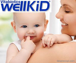 Wellkid - Gustul delicios al sanatatii
