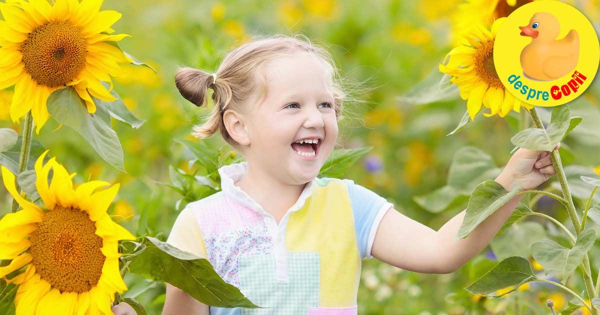 Vitamina D: necesarul zilnic pentru copil - sfatul medicului pediatru