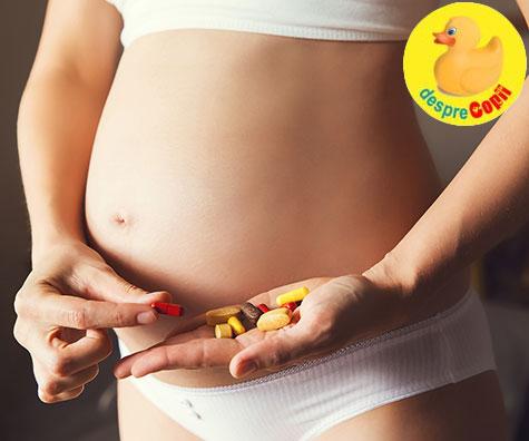 Vitaminele prenatale: De ce sunt importante si cum faci alegerea corecta