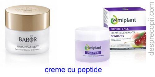 crema peptide