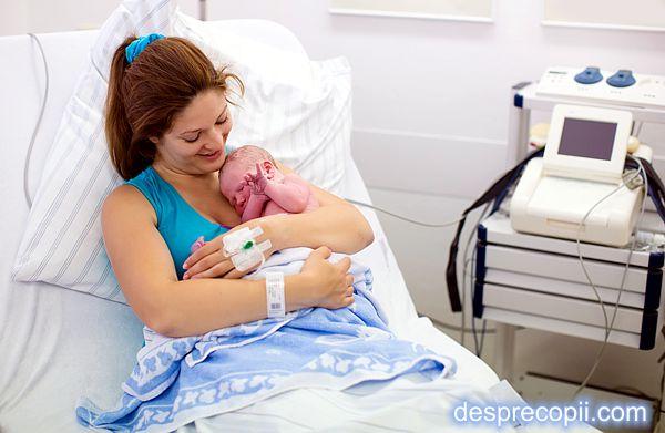 nasterea bebelusului