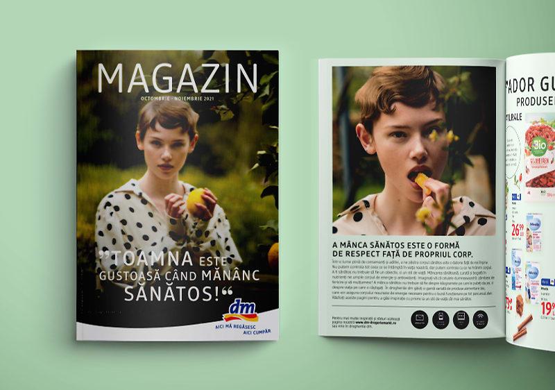 dm magazin