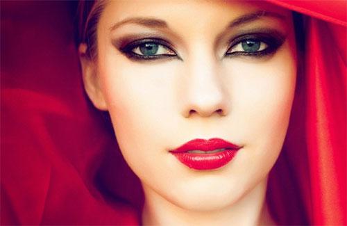 Femeia cu cei mai frumosi ochi din lume
