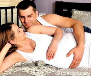Frica in timpul sarcinii