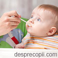10 piureuri pentru bebelusi super interesante si sanatoase