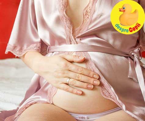 Cum se simte mami la 16 saptamani de sarcina - jurnal de sarcina