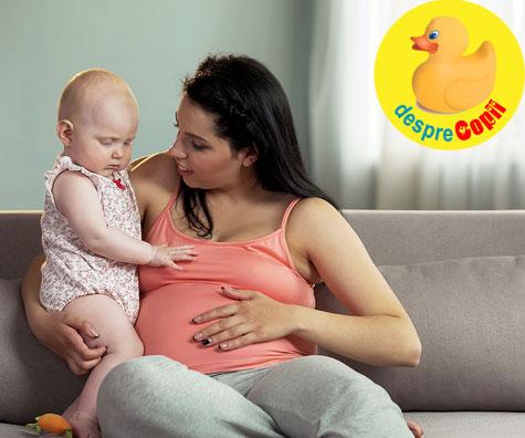 Am nascut de doua ori intr-un an! - povestea reala a unei mamici