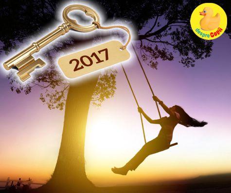 De ce nu ar putea fi anul 2017 cel mai fericit an din viata ta?