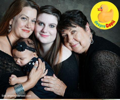 4 generatii: fotografie care trebuie facuta, daca ai sansa