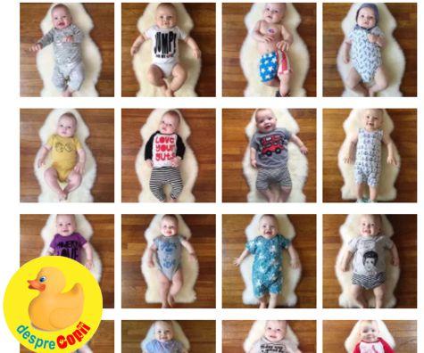 52 de saptamani ale bebelusului sau primul an de viata in amintiri