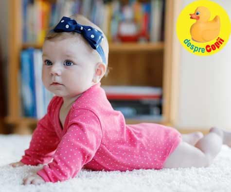 Bebelusul la 5 luni - incepem diversificarea sau mai asteptam? Iata ce trebuie sa stii.