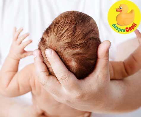 Traumatismul obstetrical la nou-nascut sau caput succedaneum - cauze si tratament